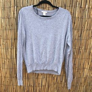 🛍3 for $30 H&M Basic Light Weight Scoop Neck Top